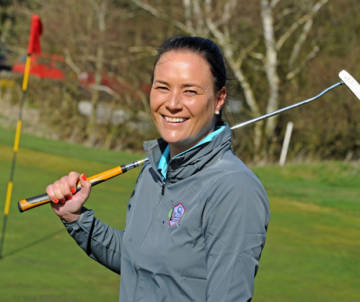 From the Ladies European Tour to Golf Course Owner – Fame Loves a Challenge