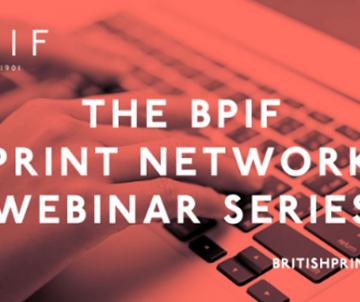 How Can Alternative Finance Support the Print Industry? See What Advice I Gave to the British Print Industry Federation